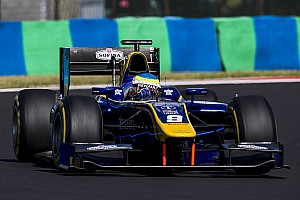 فورمولا 2 تقرير السباق فورمولا 2: رولاند يفوز بالسباق الأوّل الجنوني في المجر
