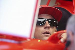 Ferrari: rinnovato l'accordo con Kimi Raikkonen per un anno