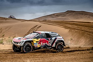 Rallye-Raid Actualités Despres et Castera vainqueurs du Silk Way Rally avant l'heure