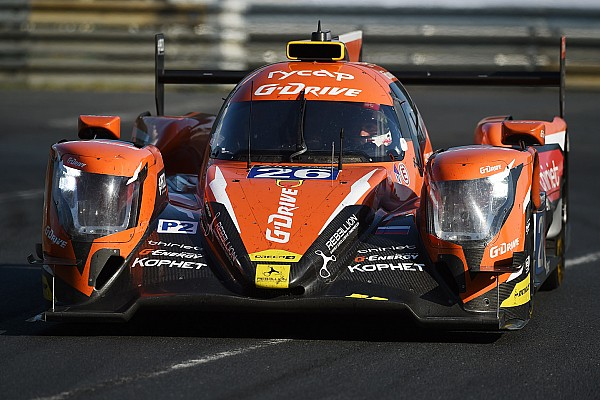 Lynn, Vaxiviere bracing for LMP2 pole shootout