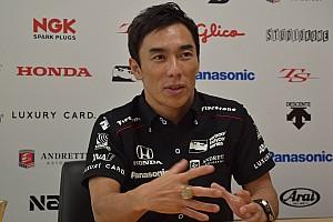 IndyCar 速報ニュース 佐藤琢磨「モータースポーツの魅力・楽しさをみんなに知って欲しい」