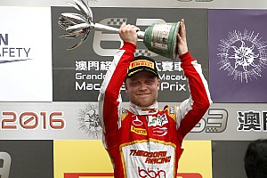 Le Mans Breaking news Rosenqvist to make Le Mans debut with DragonSpeed