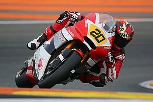CEV Race report CEV Moto2 Valencia: Dimas gagal penuhi target podium