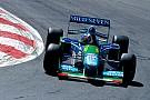 Мик Шумахер проедет в Спа на Benetton B194 своего отца