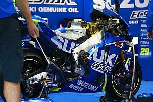MotoGP Ultime notizie Suzuki in Austria con la nuova frizione provata nei test di Brno