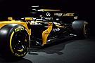 Formule 1 Renault vise le top 5 au championnat