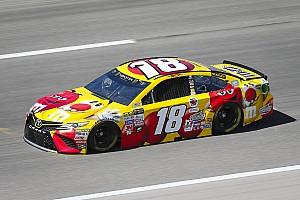 NASCAR Cup Reporte de prácticas Kyle Busch logra el mejor tiempo en la práctica final en Kansas