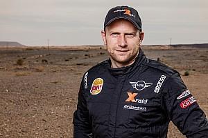 Timo Gottschalk: Sein Job als Dakar-Beifahrer