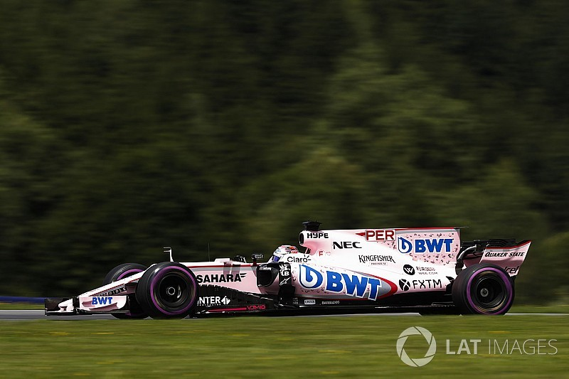 Force India To Bring Gest Update Of Season Silverstone