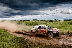 Rallye-Raid Rapport d'étape Étape 2 - Peterhansel s'impose et prend la tête
