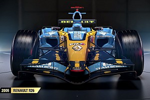 eSports BRÉKING Alonso világbajnok autója is bekerül az F1 2017-be