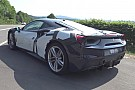 Automotive Mysterious Ferrari 488 spied near the Nurburgring