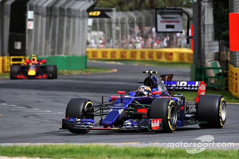 Toro Rosso a le sourire mais Sainz reste sur sa faim