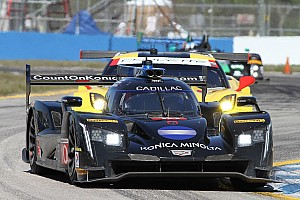 IMSA Race report Sebring 12h: Hr 8 – Taylor Cadillac takes lead with smart strategy