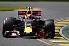 Formula 1 Verstappen admits Red Bull