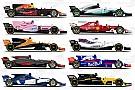 GALERIA: Conheça todos os carros e pilotos da F1 2017