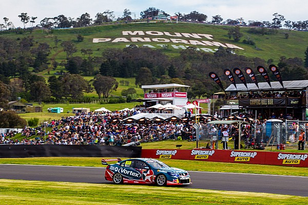 Supercars Breaking news 'Legends Lane' to be built at Mount Panorama