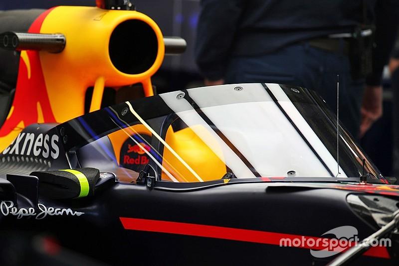 Ideia do Aeroscreen não está morta ainda, diz FIA