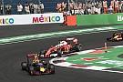 El lío entre Verstappen y Vettel que cambió el podio de México