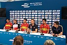 ブエミ「全力で勝ちにいく」:フォーミュラEベルリンePrix金曜会見