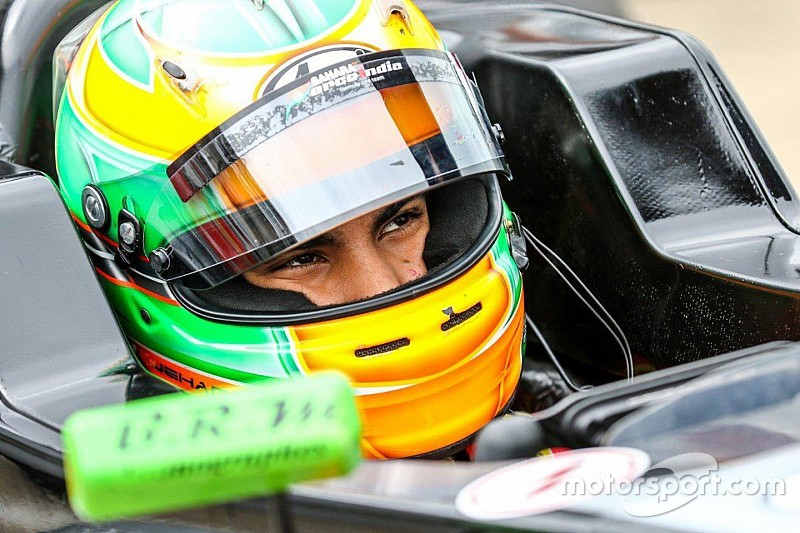 Daruvala chooses European F3 for 2017 season
