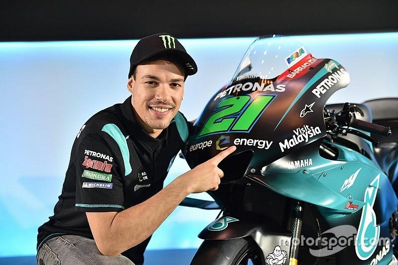 """Morbidelli: """"Llevar la misma moto que Rossi nos ayudará a los dos"""""""