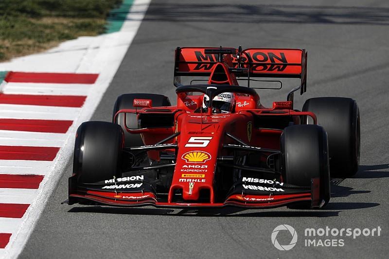 Mission Winnow останется титульным спонсором Ferrari, логотипы вернутся после Австралии