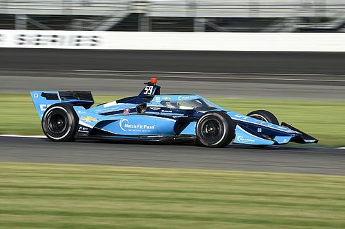 Carlin committed to IndyCar, hopes to run two cars in 2022