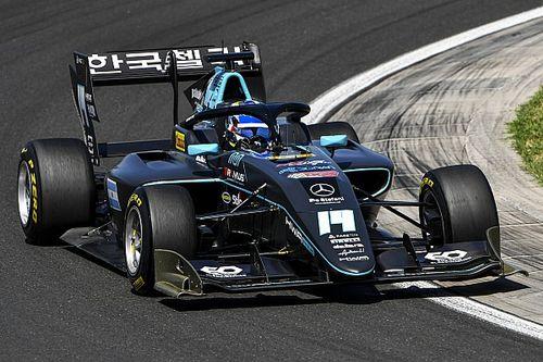 Noveno ganador diferente en la FIA F3 2021 en Hungría
