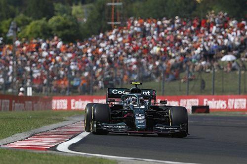 Az Aston Martin hivatalosan is benyújtotta fellebbezését Vettel kizárása ellen