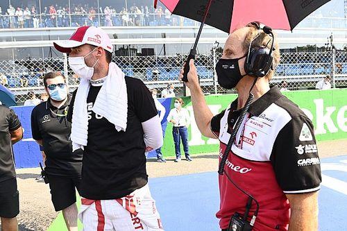 Russell reméli, Kubica kap még esélyt az F1-ben