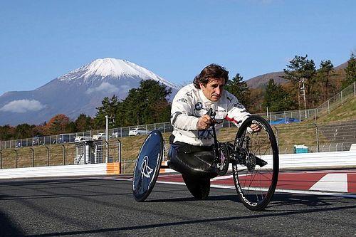 """Zanardi, la perizia sull'incidente: """"Strada e handbike OK"""""""