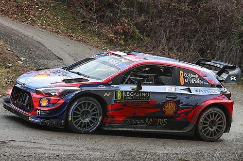 Tänak et Neuville vont disputer le Rally di Alba avec des WRC