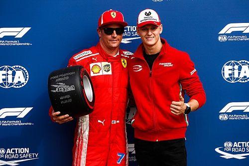 Turrini'ye göre Schumacher 2021'de Raikkonen'in yerini alabilir
