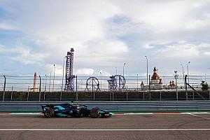 Gran victoria de Albon; Merhi, sancionado, pierde su pole para el domingo