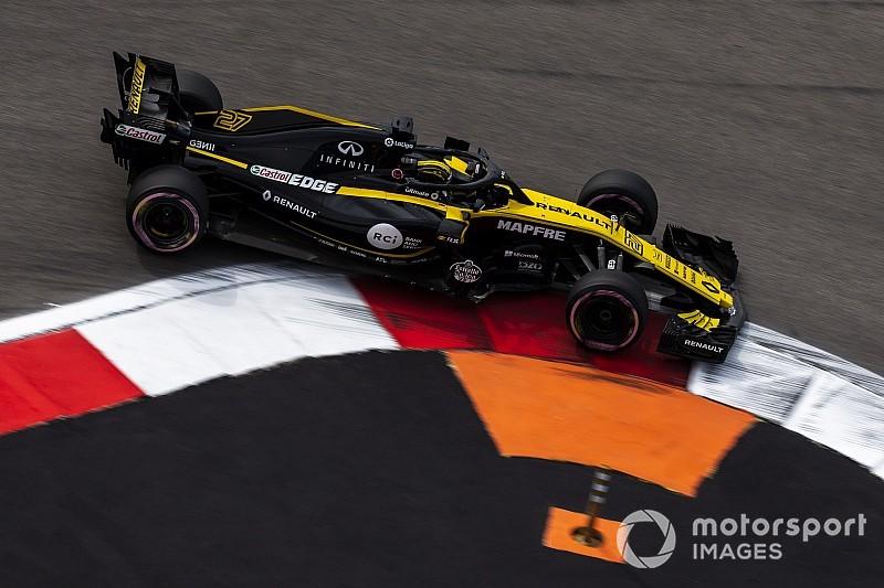 Hülkenberg már a dobogóért akarna harcolni a Renault-val