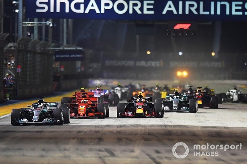 VÍDEO: Top 10: GP de Singapura 2018