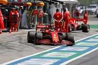 Poprawki Ferrari jednak wcześniej