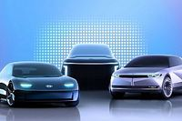 Új villanyautómárka született meg a Hyundai közreműködésével, ez az Ioniq