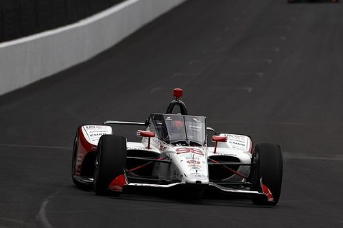 Indy 500 Practice: Andretti turns fastest IMS lap since 1996