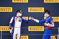 スモリャル、ペナルティでFIA F3初勝利が幻に。ベックマンが繰り上げ優勝