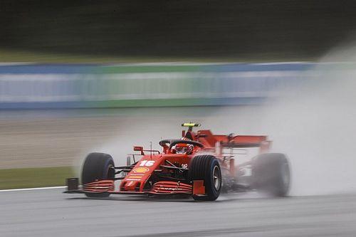 Leclerc, castigado para la parrilla del GP de Estiria