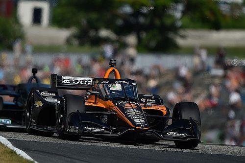 Palou acaba 7º en la segunda carrera en Road America
