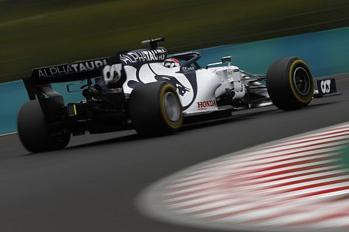 На болиде Квята перед Гран При Испании заменили силовую установку