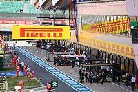 """F1 70周年記念GP、最終周ピットインの""""ショートカット""""は使用できず"""
