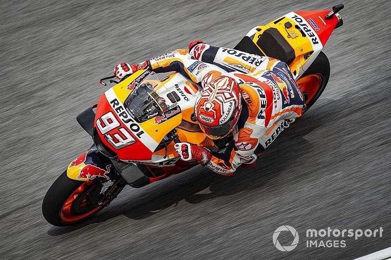 MotoGP Malaysia: Marquez berjaya, Rossi tersungkur