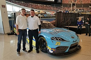 Joey Gase joins MBM Motorsports for Xfinity season, Daytona 500
