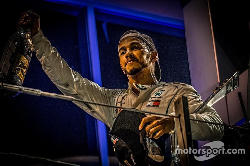 Hamilton: a legjobb akarok lenni, minden téren nyernem kell
