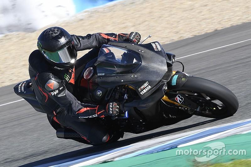 ロッシ、スーパーバイクテストのハミルトンを拠点に招待?「次は僕と練習だ」