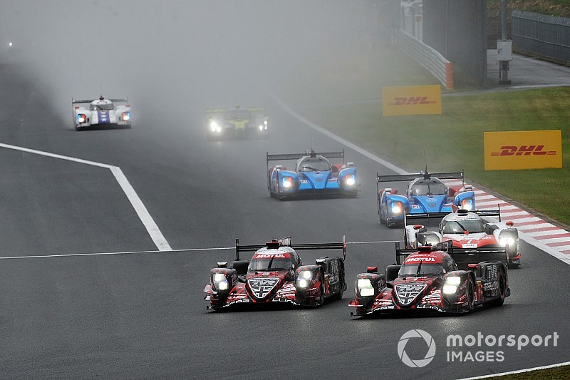 Jani has sympathy for WEC's LMP1 EoT troubles